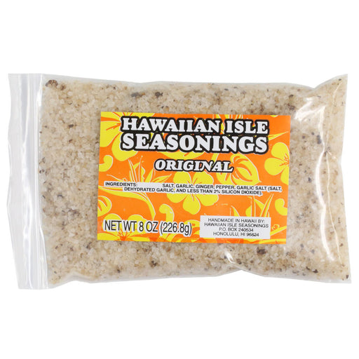 Hawaiian Isle Original Seasoning - 8 oz