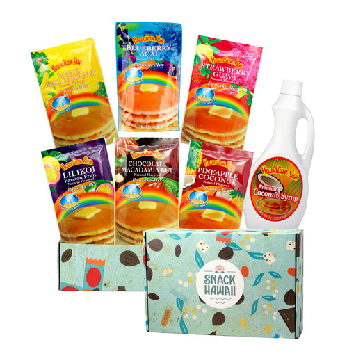 Hawaiian Sun Pancake Gift Set