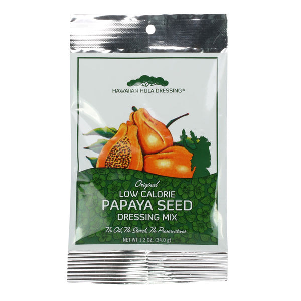 Hawaiian-hula-low-calorie-papaya-seed-dressing-mix-front