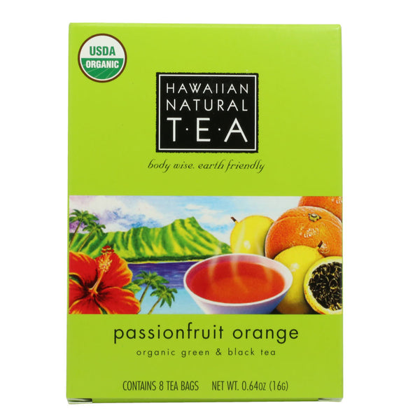 Hawaiian Natural Passionfruit Orange Tea