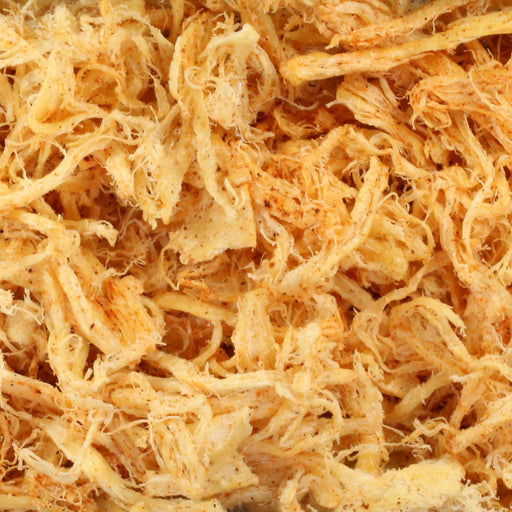 Hot Shredded Dried Squid (Cuttlefish Ika) - 2.5 oz or 16 oz