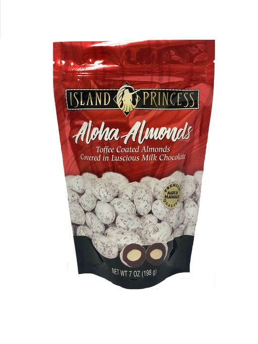 Island Princess Aloha Almonds