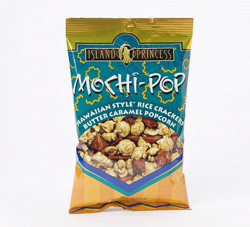 Island Princess Mochi Pop Crunch - 4 oz