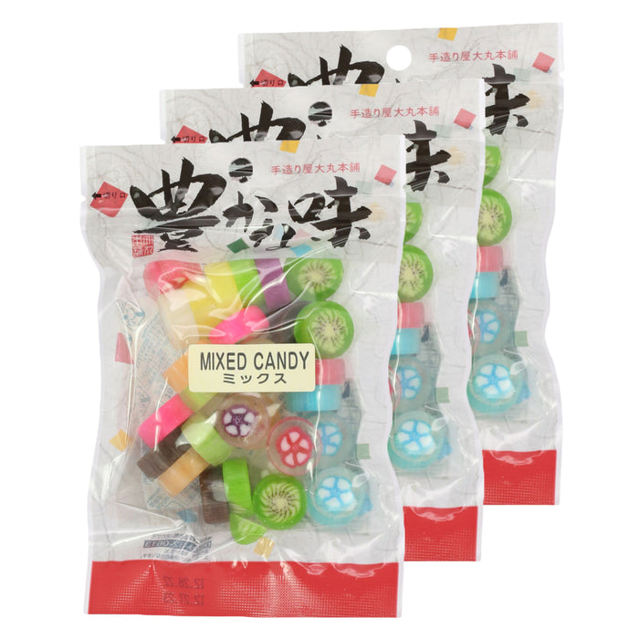 Japanese Mixed Candy - 3 pack