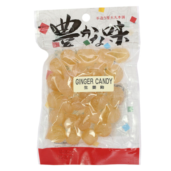 Japanese Ginger Candy - 4.2 oz