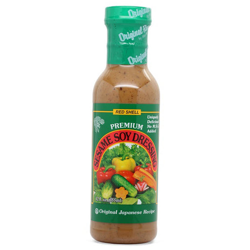 red-shell-sesame-soy-dressing-12-oz-bottle-front