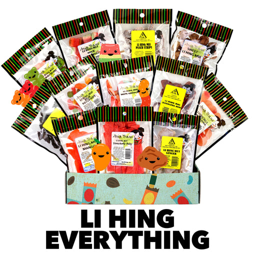 Li Hing Everything Snack Box