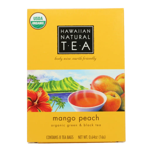 Hawaiian Natural Organic Mango Peach Tea