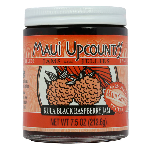 Maui-upcountry-kula-black-rasberry-jam-front