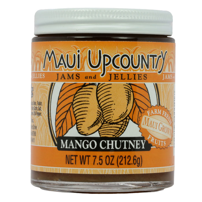 Maui Upcountry Mango Chutney - 7.5 oz