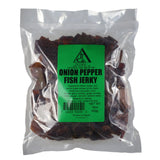 Onion Pepper Marlin Jerky - 1 oz, 2.75 oz, 7 oz or 16 oz