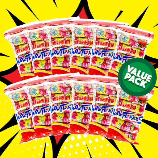 Haw Flakes 12 Pack