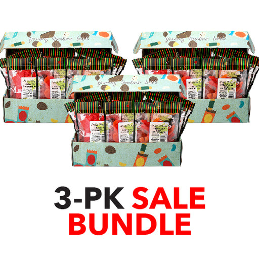 Li Hing Everything Snack Box 3-pk SALE Bundle