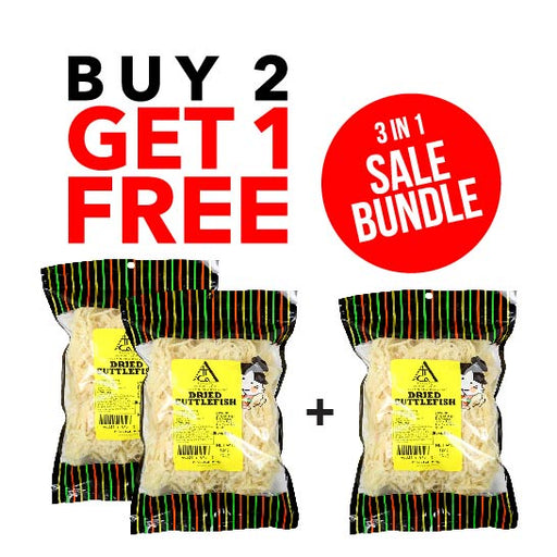 BUY 2 GET 1 FREE - Dried Shredded Cuttlefish Ika - 16 oz