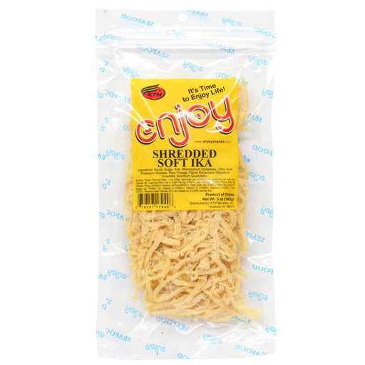 Enjoy Shredded Soft Ika - 1.5 oz or 5 oz