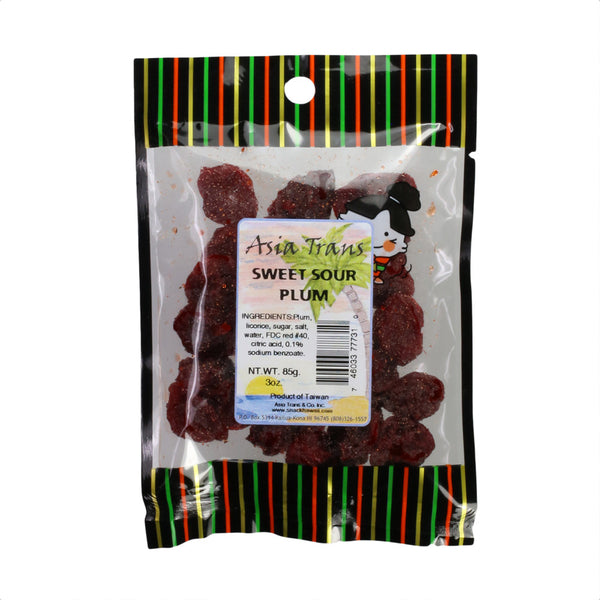 Sweet Sour Plum - 3 oz