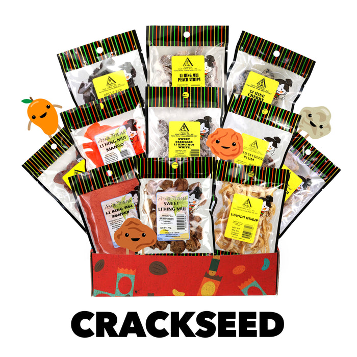 THE ULTIMATE CRACK SEED GIFT SET
