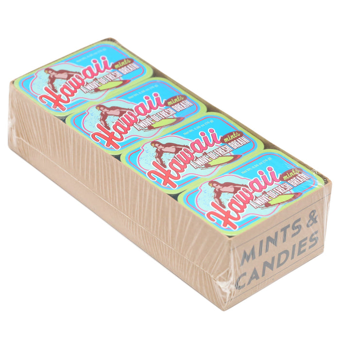 Hawaii Mints Surfer Tin in box of 12
