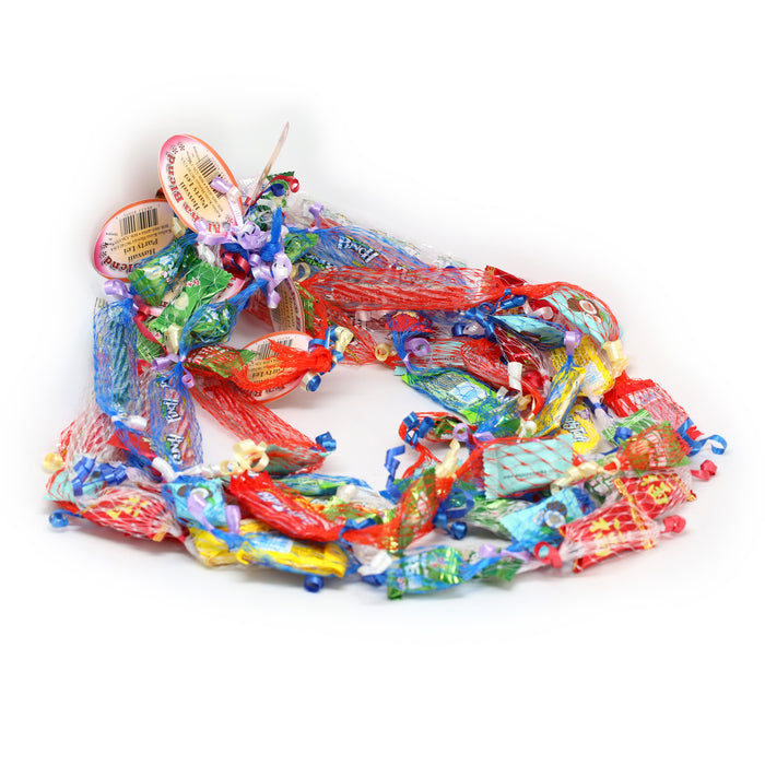 Aloha Assorted Candy Leis (Set of 6)
