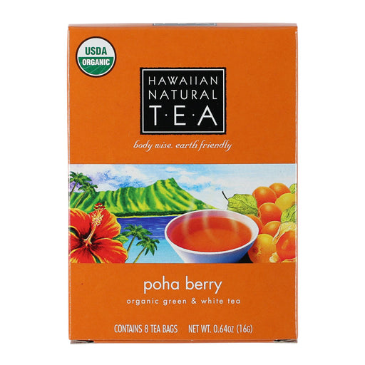 Hawaiian Natural Organic Poha Berry Tea