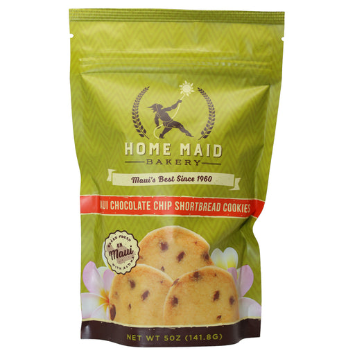 Home Maid Maui Chocolate Chip Shortbread Cookies