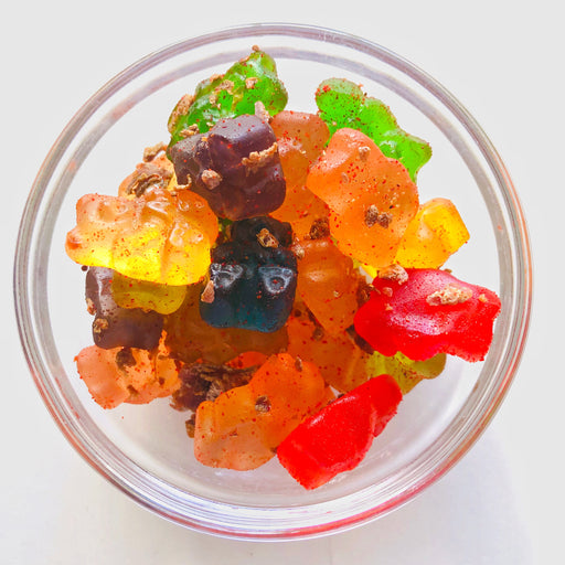 Lemon Peel Gummy Bears