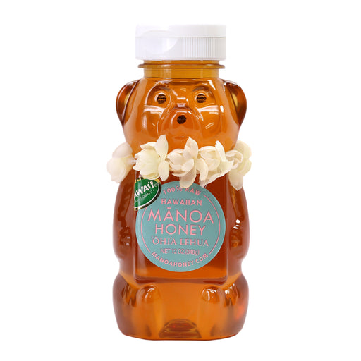 Manoa Honey Co. Ohia Lehua - 2 oz or 12 oz