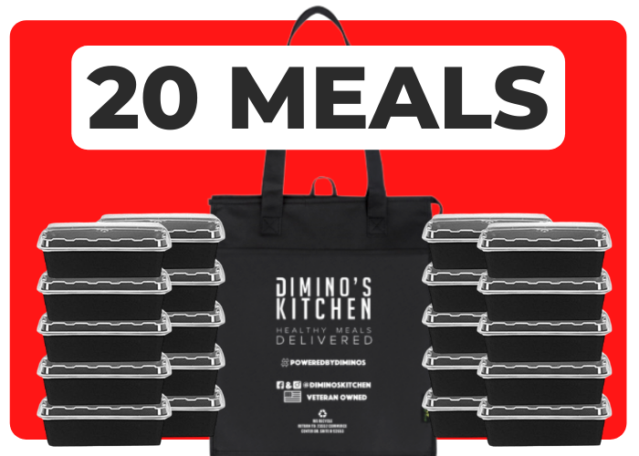 15 Meals - Dimino's Kitchen