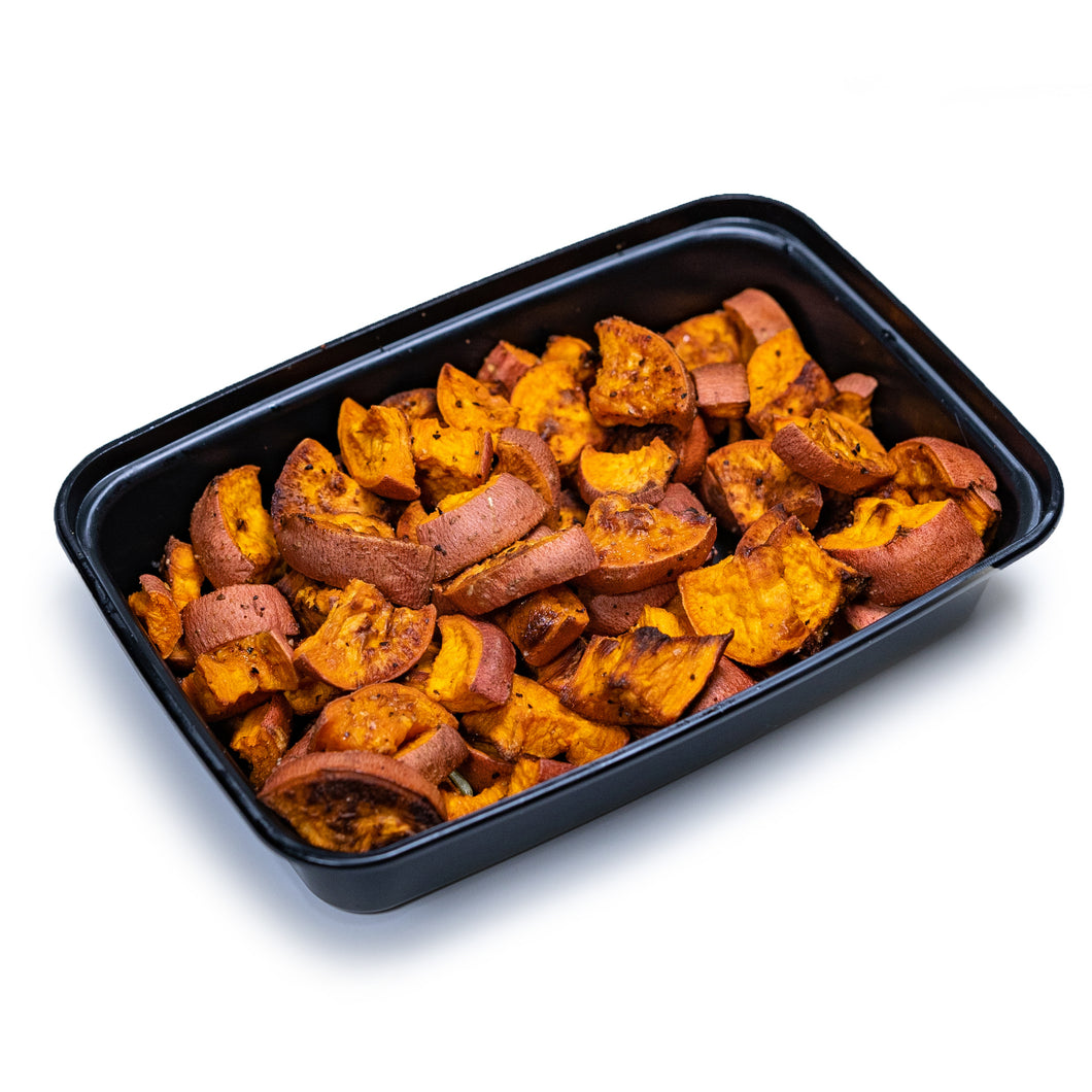 Roasted Sweet Potatoes - Dimino's Kitchen