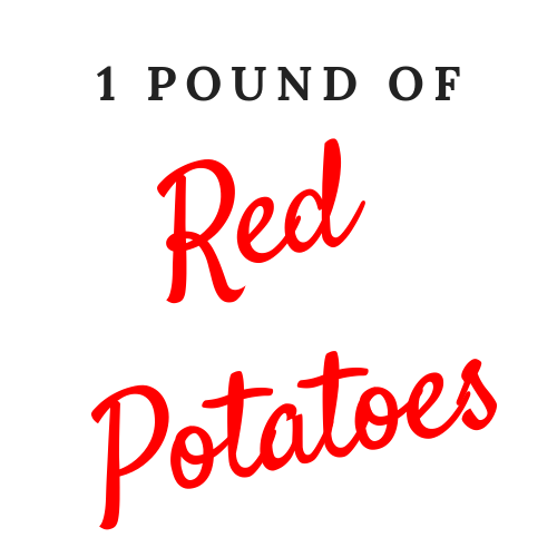 Red Potatoes (1LB)