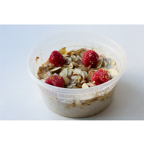 Honey Nut Berry Crunch Overnight Oats
