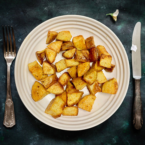 |SIDE|  ROASTED WHITE POTATOES - Dimino's Kitchen