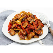 Sausage & Peppers with Potatoes