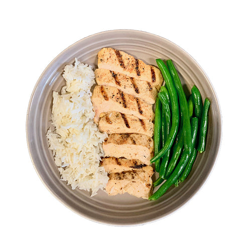 BASIC CHICKEN AND RICE - Dimino's Kitchen