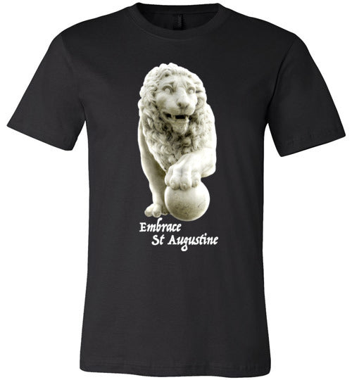 Embrace St. Augustine Lion Tees