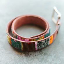 Women's Beaded Belt