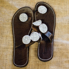 Big Disc Toe Sandals