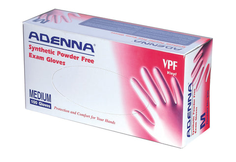 Adenna Vinyl Powder Free Gloves