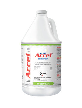 Accel Concentrate Surface Disinfectant