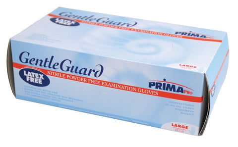 Gentle Guard Nitrile Gloves