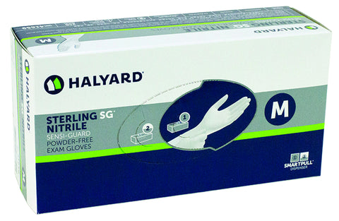 Halyard Health Sterling Nitrile Gloves