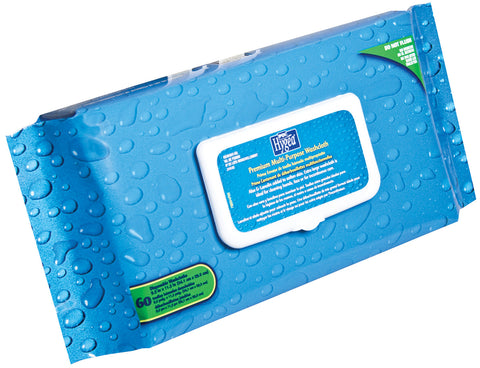 Premium Hygea Wash Cloths
