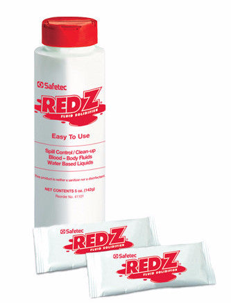 RedZ Shaker and Packets