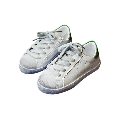 Basic Star Sneakers - Green