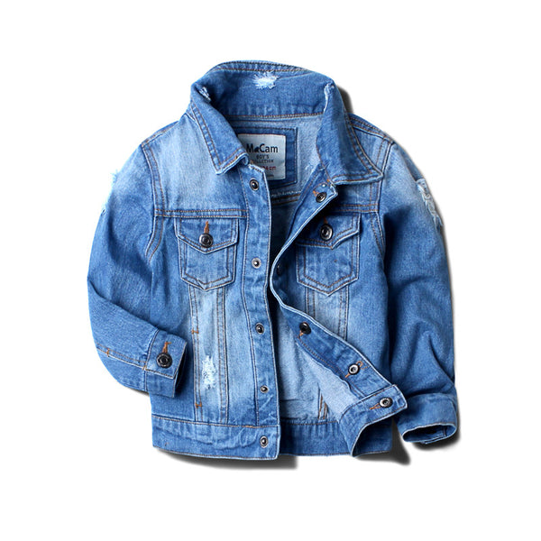 Torn to Shreds Denim Jacket