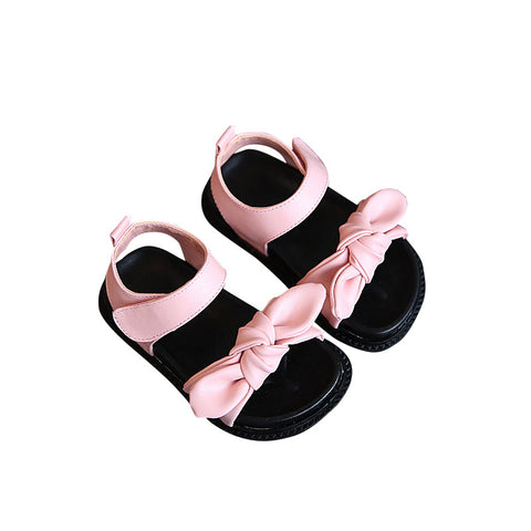 Top Knot Sandals - Pink