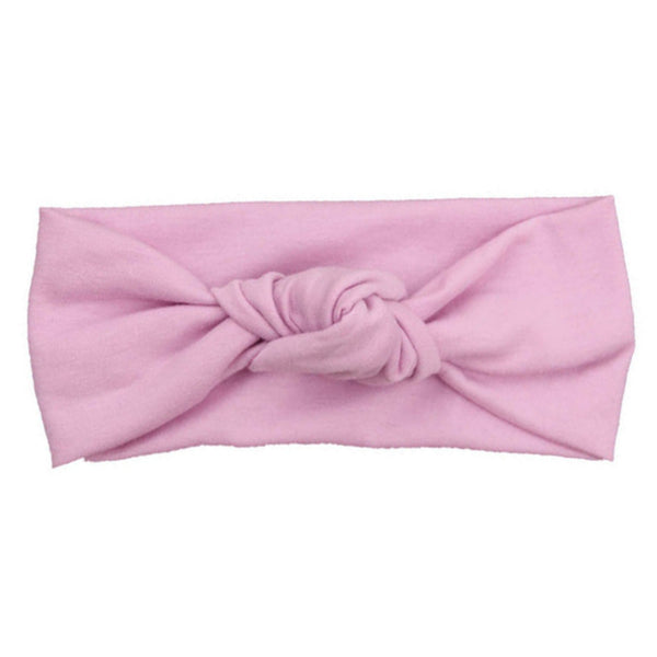 Fit To Be Tied Turban Headband - Lavender