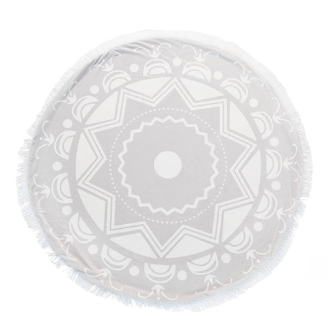 Bliss Round Blanket