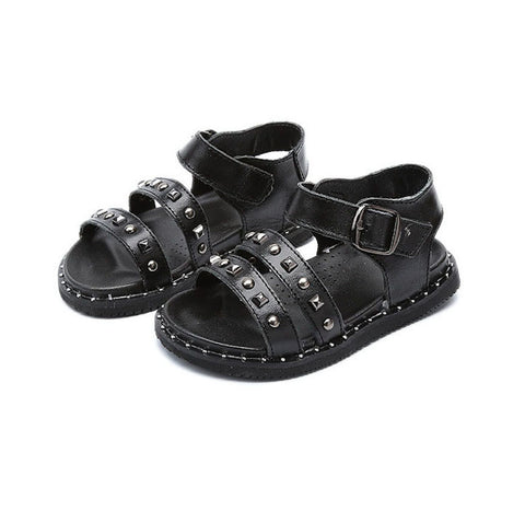 Tell Me About It Stud Sandals