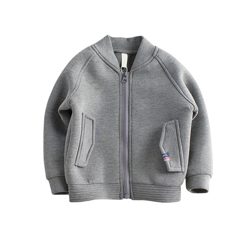 Basic Bomber - Grey